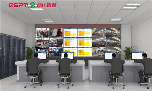 管道预制智能控制系统