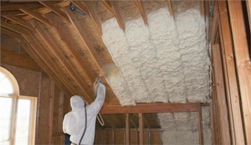 屋面保温聚氨酯喷涂