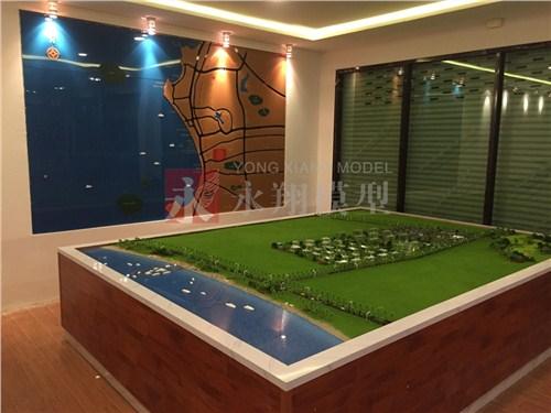 展厅沙盘模型制作