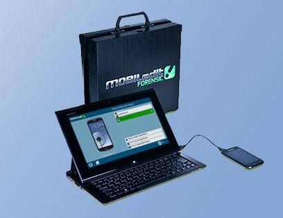 捷克Mobiledit手机取证工具