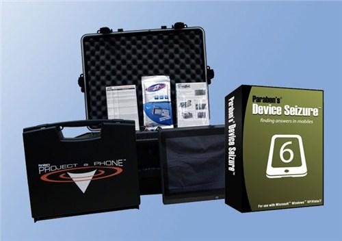 美国Paraben Mobile Field Kit手机取证设备