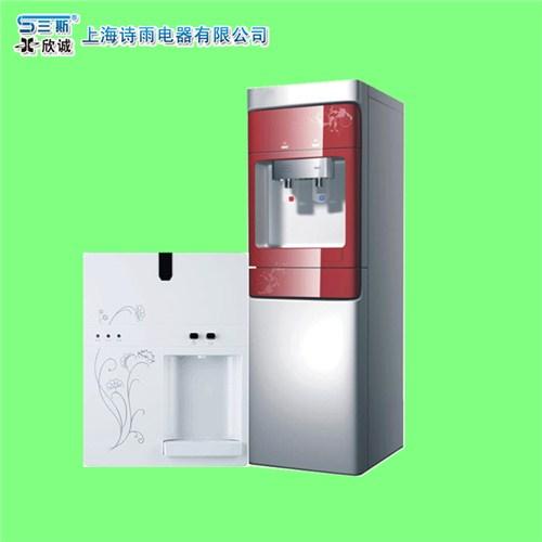 立式管线机 高端家用饮水机立式冰热双开门净水器净水机厂家批发