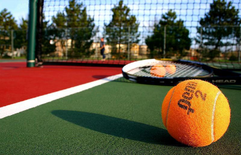 贵阳网球场设施供应