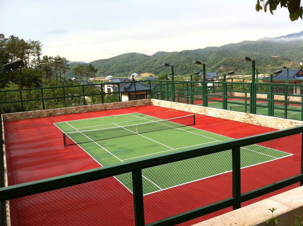 贵阳专业制造网球场