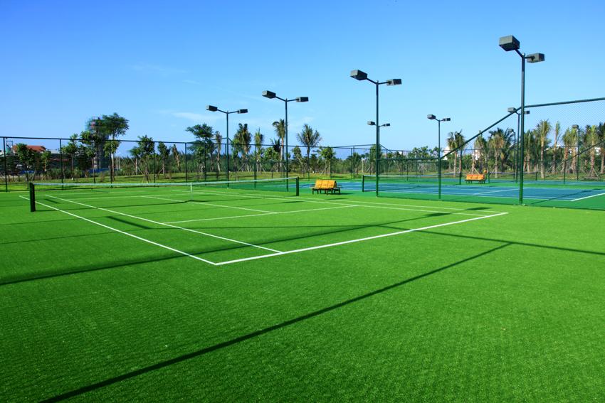 贵阳网球场生产