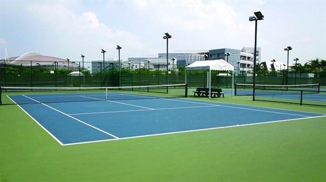 贵州网球场生产