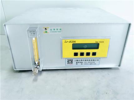 打印便携式臭氧检测仪,采用原装进口电化学传感器, 由功能强大的微