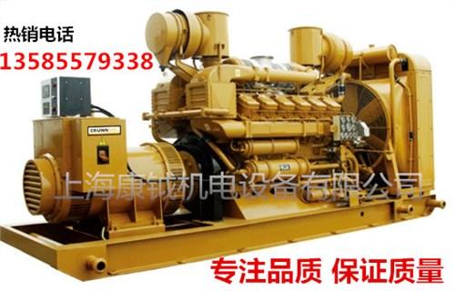1600KW济柴发电机组