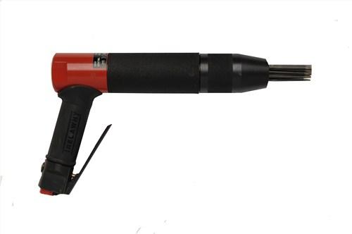甲板日常维护用低振动针式除锈枪