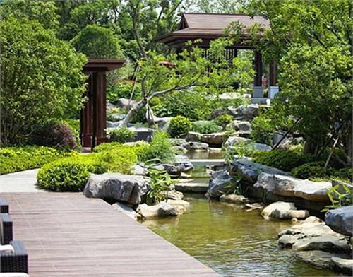 别墅私家花园设计报价