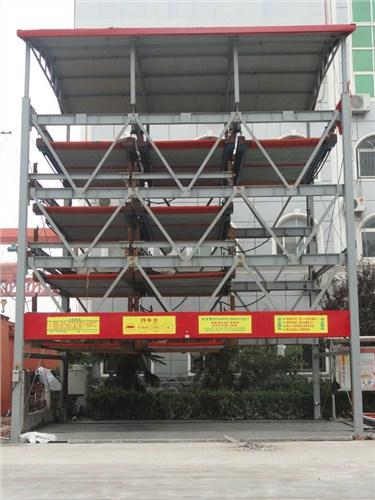 二层升降横移类机械式停车设备
