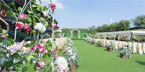 哈尔滨传统婚礼酒店