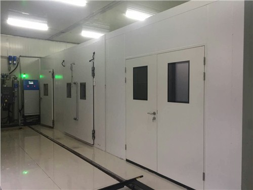 锂电池恒温恒湿实验室