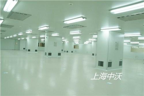 洁净室空气净化系统