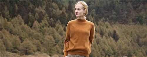 上海短款羊绒女装厂