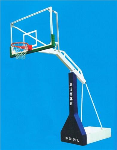 西安正规篮球架价格