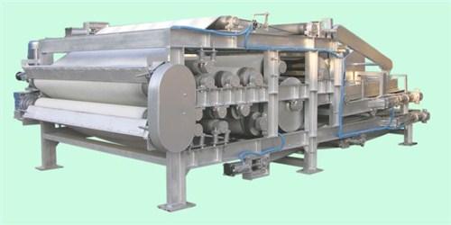 福建环保设备与您分享压滤机的使用事项