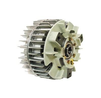 中空外旋磁粉制动器  凯德制造磁粉刹车器  德利森供