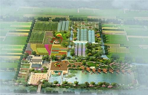 农业旅游项目规划 生态农业旅游休闲观光园 休闲农业图片