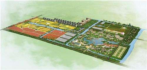 产品详情 生态休闲农业规划 农业产业化发展规划 观光农业园区规划乡