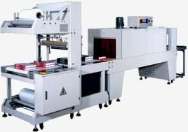 杭州自动袖口式封切收缩包装机
