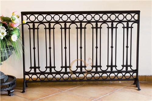 楼梯铁艺栏杆*欧式铁艺栏杆*欧式阳台铁艺栏杆*古凡供