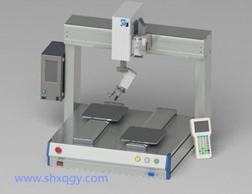 全自动化焊锡机应用