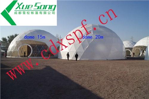 内江球形(穹顶)篷房销售