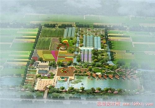 农业园总体规划