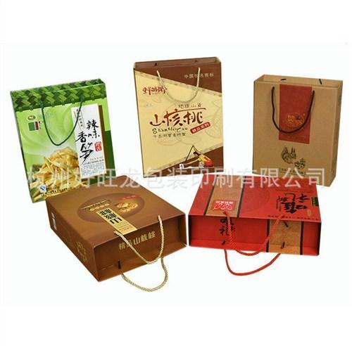 杭州年货礼盒包装制作