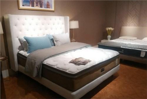 双人弹簧床垫
