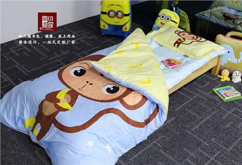 幼儿园床上用品四件套幼儿园床上用品厂家幼儿园四件套定做品派供