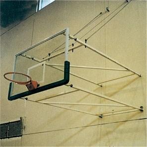 咸阳挂式篮球架价格