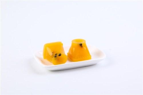 台湾百香果果冻和百香果布丁,夏天必备