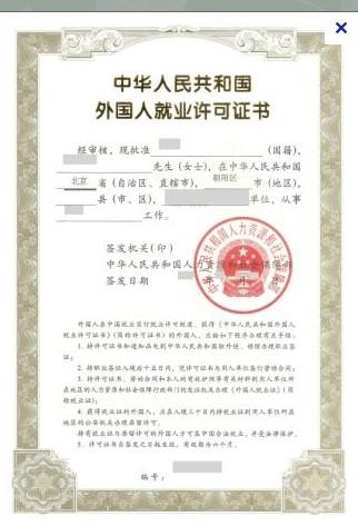 2018年最磹ili��i��_上海外国人工作许可办理哪家专业「上海骞隆文化传播」
