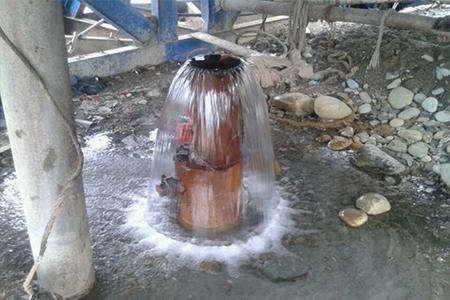 优良水源空调井施工步骤 诚信为本「老实人打井队」