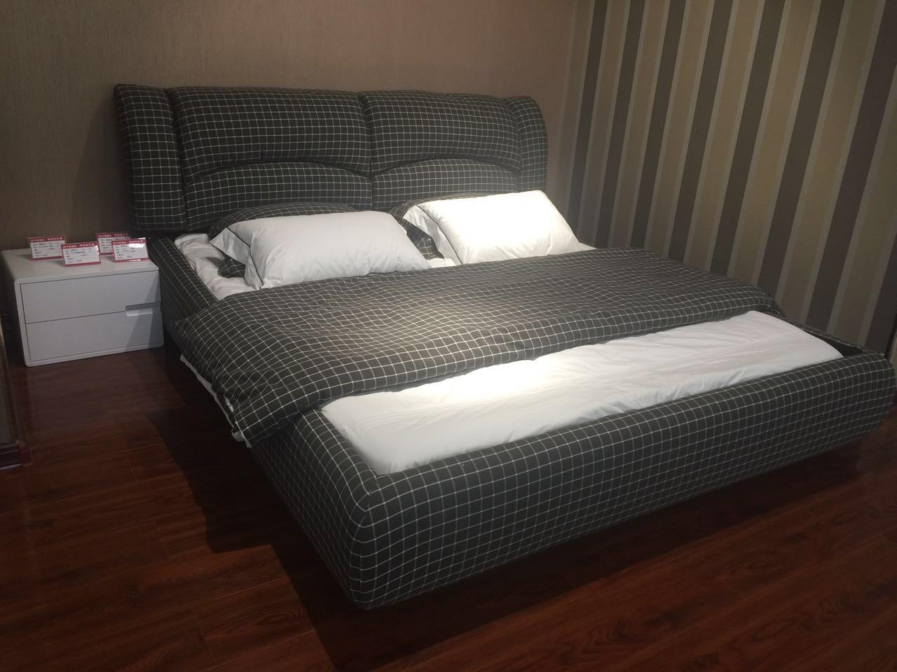 天津黄麻乳胶软体床「瀚斯床垫」