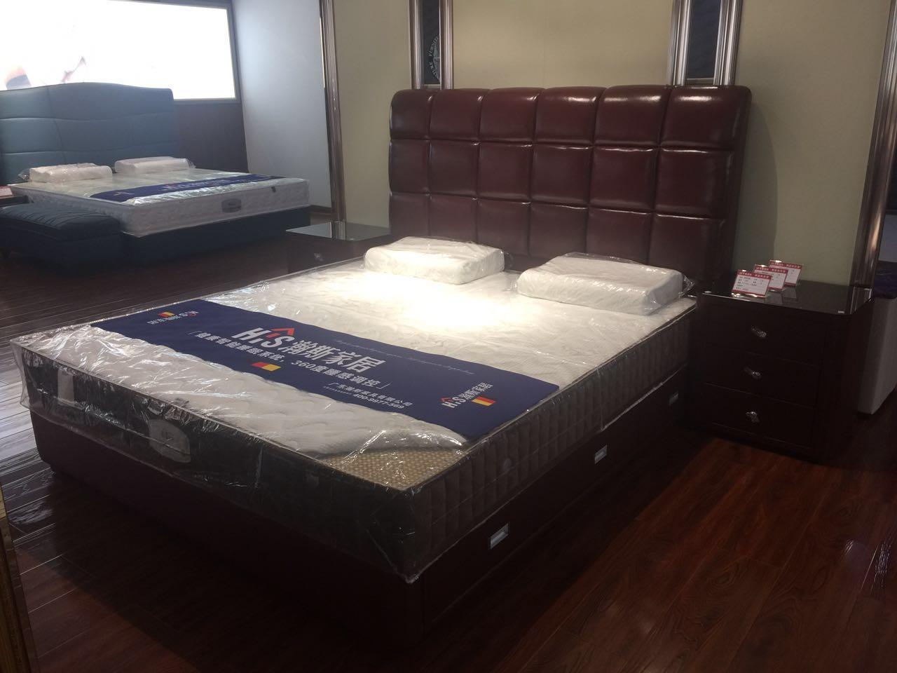 济南双人软体床「瀚斯床垫」