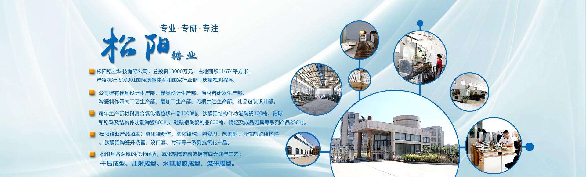 淄博松阳锆业科技有限公司