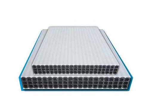 新型中空建筑塑料模板厂家 欢迎咨询 盛美隆供应