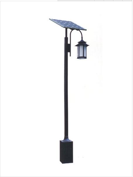 扬州工装太阳能灯安装「启晶供」