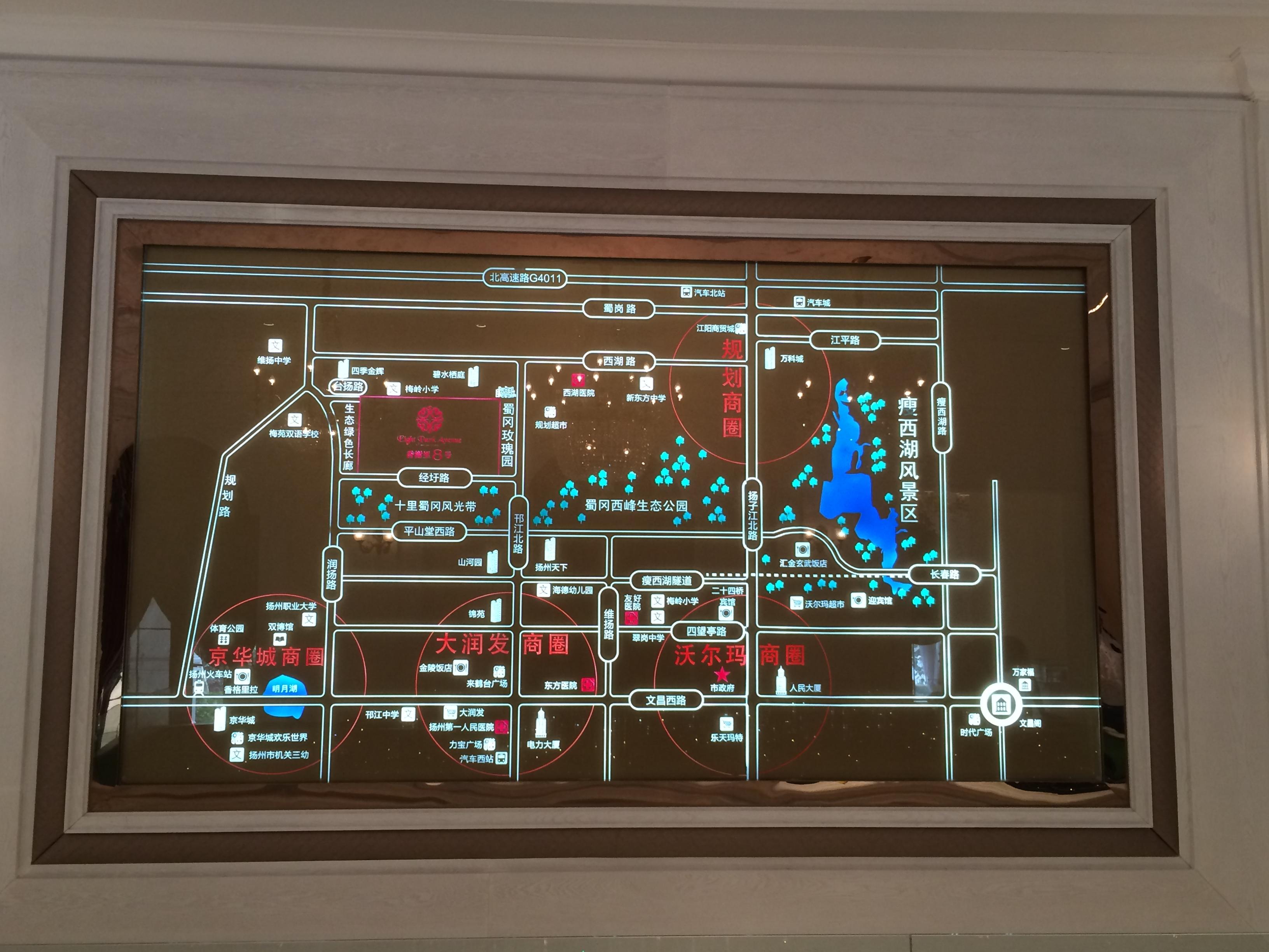 上海壁挂模型制造厂家 值得信赖 憬晨供应图片