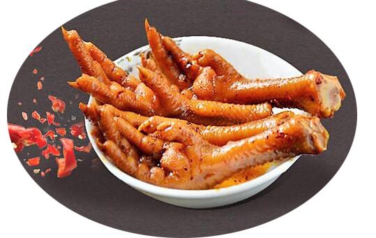 鸡爪在美食家的凤爪上不称做鸡爪,而叫做菜谱,在南方,凤爪可是一道上泡鸡爪要先煮图片