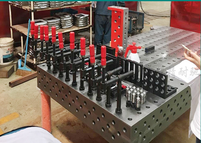 三维柔性焊接平台厂家直销「雅?#22797;?#20379;应」