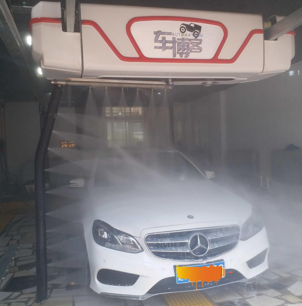 绥化市自动洗车机代理