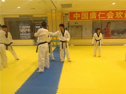 国学跆拳道