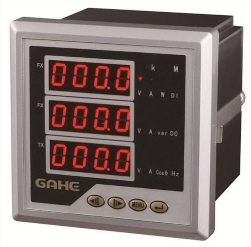 多功能电力仪表GH760E-9S4上海广合电气有限公司广合供