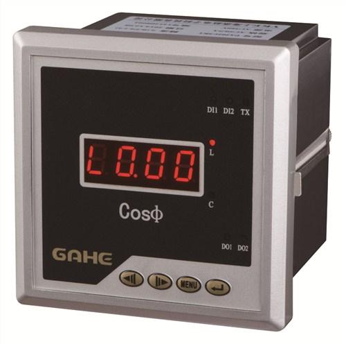 单相功率因数表GH760AH-2X1上海广合电气有限公司广合供