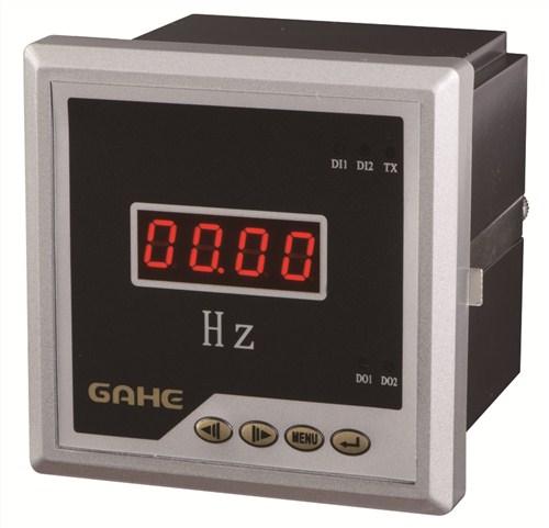 单相频率表GH760AP-AX1上海广合电气有限公司广合供