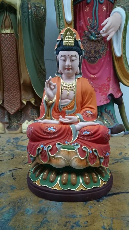 吉林生漆脱胎佛像